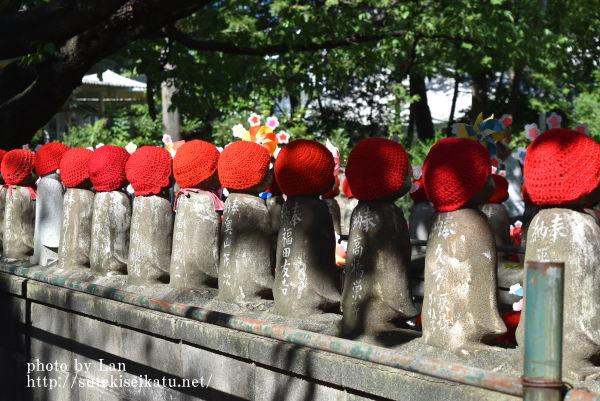 増上寺お地蔵さん千躰子育地蔵尊