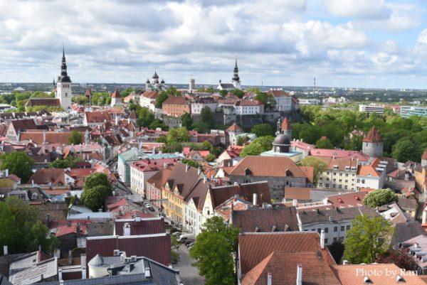 エストニアのタリン