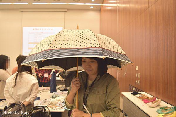 超最強、晴雨兼用2重張りUV日傘(折りたたみ)